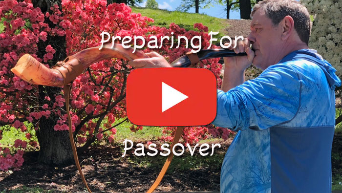 Preparing For Passover - YouTube Video
