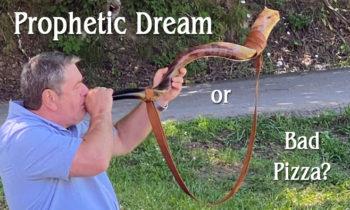 Prophetic Dream or Bad Pizza?