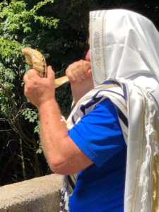 Rams Horn and Tallit