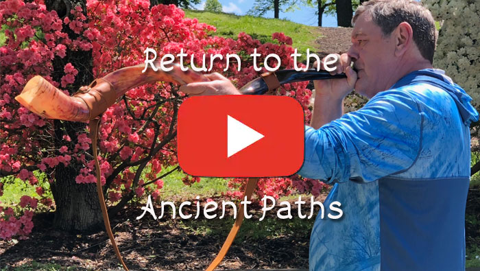 Return To The Ancient Paths - YouTube Video