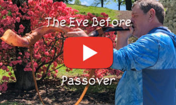 The Eve Before Passover
