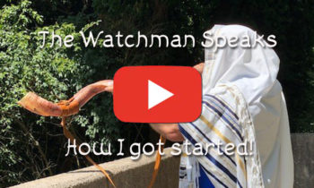 The Old Watchman Speaks –  How I got started!
