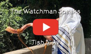 The Old Watchman Speaks – Tish B' Av