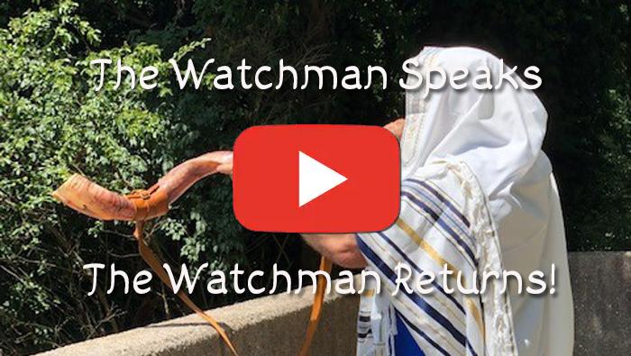 The Watchman Speaks-The Watchman Returns