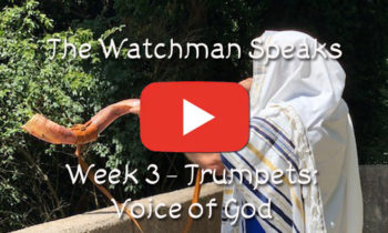 The Old Watchman Speaks – Week 3 – Trumpets: Voice of God